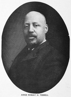 Judge Robert H Terrell, 1923